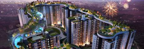 1050 sqft, 2 bhk Apartment in Siddha Galaxia Rajarhat, Kolkata at Rs. 57.5000 Lacs
