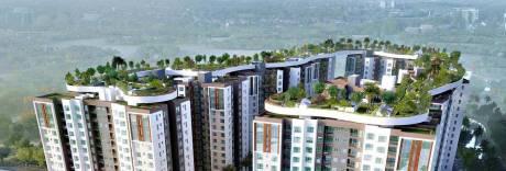 1040 sqft, 2 bhk Apartment in Siddha Galaxia Rajarhat, Kolkata at Rs. 55.7000 Lacs