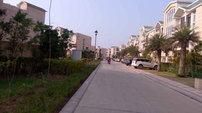 1180 sqft, 3 bhk Apartment in Omaxe Silver Birch Mullanpur, Mohali at Rs. 41.5000 Lacs
