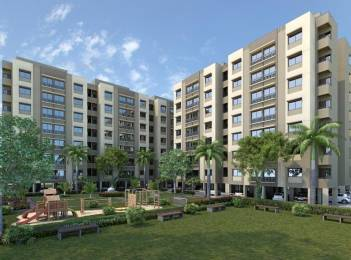 818 sqft, 2 bhk Apartment in Adani Aangan Near Vaishno Devi Circle On SG Highway, Ahmedabad at Rs. 37.5000 Lacs