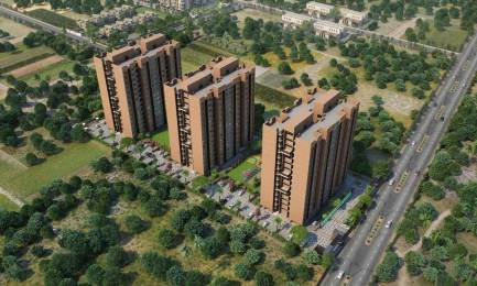 1440 sqft, 3 bhk Apartment in Builder Shivalik Sharda parkview Shela, Ahmedabad at Rs. 54.5000 Lacs