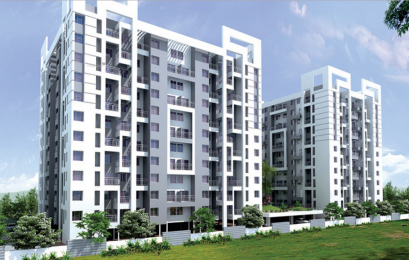 1250 sqft, 2 bhk Apartment in Vascon Citron Wagholi, Pune at Rs. 65.0000 Lacs