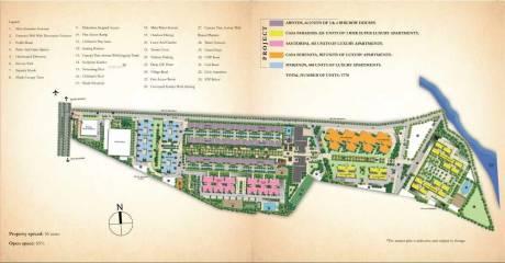 1735 sqft, 3 bhk Apartment in Sobha City Santorini Hegde Nagar, Bangalore at Rs. 1.3500 Cr