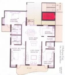 1890 sqft, 3 bhk Apartment in Skyline The Grand Forte Sigma, Greater Noida at Rs. 58.0000 Lacs