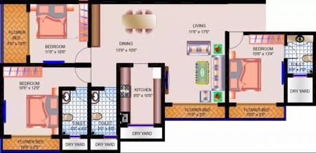 1261 sqft, 3 bhk Apartment in Bholenath Chembur Castle Chembur, Mumbai at Rs. 3.5000 Cr