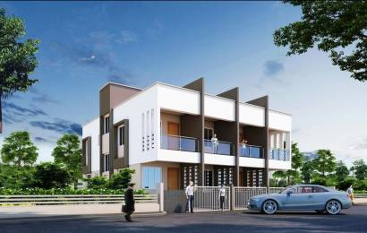 1580 sqft, 2 bhk Villa in Builder SAMYAK21 Rane Nagar, Nashik at Rs. 55.0000 Lacs
