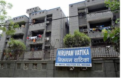 850 sqft, 2 bhk Apartment in Builder Nirupam Vatika Sector-62 Noida, Noida at Rs. 52.0000 Lacs
