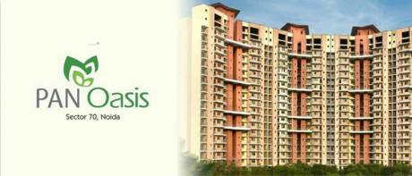 1125 sqft, 2 bhk Apartment in Amrapali Pan Oasis Sector 70, Noida at Rs. 56.2560 Lacs