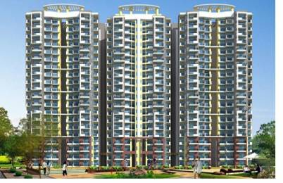 1345 sqft, 3 bhk Apartment in The Antriksh Golf View II Phase I Sector 78, Noida at Rs. 65.0000 Lacs