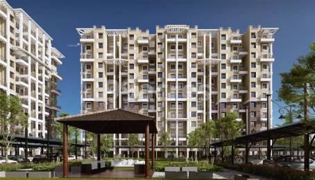 1215 sqft, 2 bhk Apartment in Nyati Elan West I Wagholi, Pune at Rs. 59.0000 Lacs