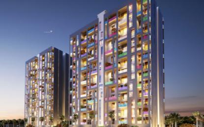 1393 sqft, 3 bhk Apartment in Oxford Florida Water Color Mundhwa, Pune at Rs. 95.0000 Lacs