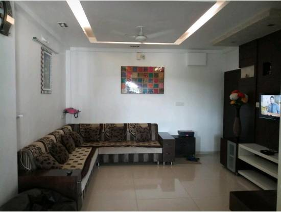 2750 sqft, 4 bhk Apartment in Builder Project Makarba, Ahmedabad at Rs. 48000