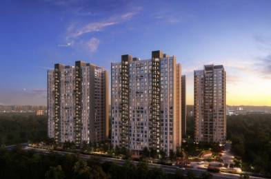 1362 sqft, 3 bhk Apartment in Godrej Green Glades Near Nirma University On SG Highway, Ahmedabad at Rs. 65.0000 Lacs