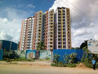 1220 sqft, 2 bhk Apartment in Builder Vrushabadri Towers by Sai Projects and Developers Whitefield, Bangalore at Rs. 60.1440 Lacs