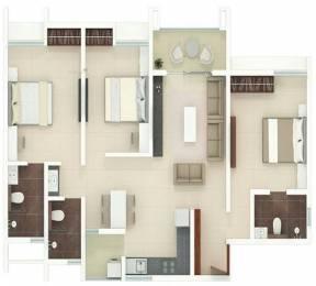 1506 sqft, 3 bhk Apartment in Rohan Akriti Subramanyapura, Bangalore at Rs. 82.0000 Lacs