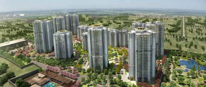 1188 sqft, 2 bhk Apartment in Shapoorji Pallonji ParkWest Chamarajpet, Bangalore at Rs. 1.2000 Cr