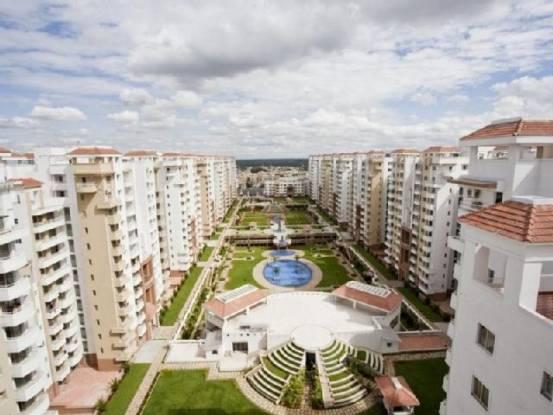 1361 sqft, 2 bhk Apartment in Purva Purva Fountain Square Marathahalli, Bangalore at Rs. 34000