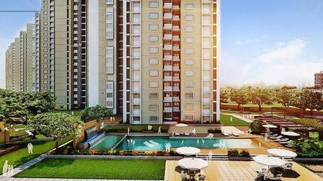 1047 sqft, 2 bhk Apartment in DivyaSree Republic of Whitefield Brookefield, Bangalore at Rs. 27000