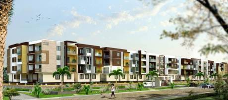 1061 sqft, 2 bhk Apartment in DS Saanjh Begur, Bangalore at Rs. 40.3180 Lacs