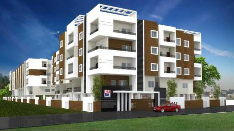 1538 sqft, 3 bhk Apartment in DS DSMAX SILVER WOOD Bommasandra, Bangalore at Rs. 38.4500 Lacs