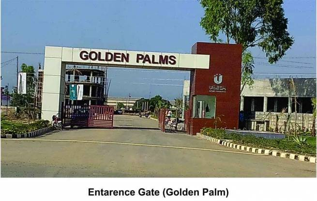 1008 sqft, 2 bhk Villa in Ubber Golden Palms Plots Focal Point, Dera Bassi at Rs. 28.0000 Lacs