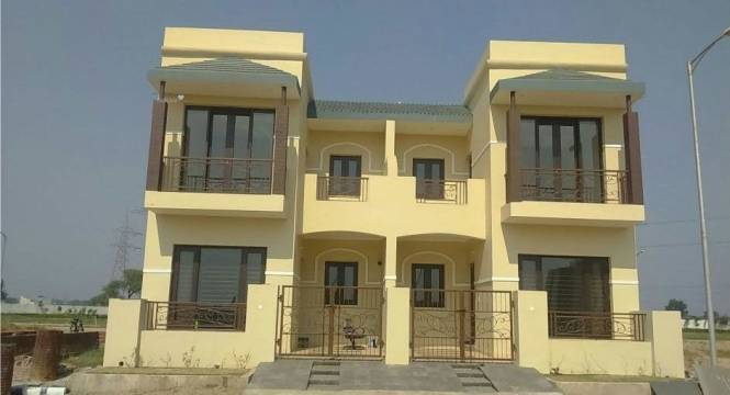 900 sqft, 3 bhk Villa in Ubber Golden Palms Plots Focal Point, Dera Bassi at Rs. 38.0000 Lacs