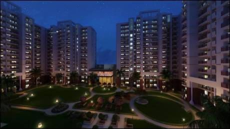 1090 sqft, 2 bhk Apartment in Tulsiani Urban Woods Sushant Golf City, Lucknow at Rs. 38.1500 Lacs
