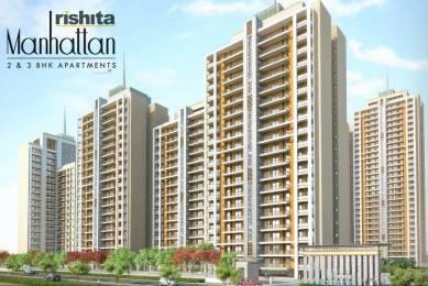 1099 sqft, 2 bhk Apartment in Rishita Manhattan Gomti Nagar Extension, Lucknow at Rs. 35.0000 Lacs