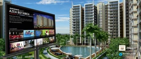 1425 sqft, 3 bhk Apartment in Builder azia botanica Vrindavan Yojna, Lucknow at Rs. 64.5000 Lacs