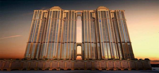 1083 sqft, 2 bhk Apartment in Arihant Superstructures Builders Clan Aalishan Sector 36 Kharghar, Mumbai at Rs. 84.0000 Lacs