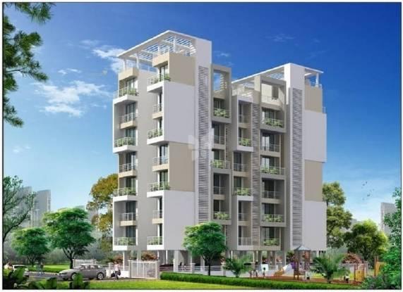 699 sqft, 1 bhk Apartment in Dream Sai Elegance Ulwe, Mumbai at Rs. 45.0000 Lacs