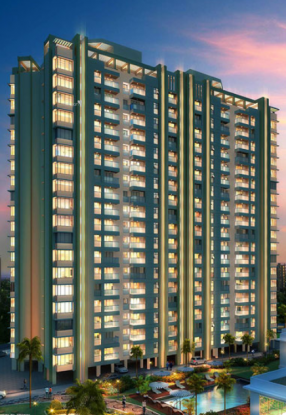 1260 sqft, 3 bhk Apartment in Siddhi Highland Park Thane West, Mumbai at Rs. 1.5400 Cr