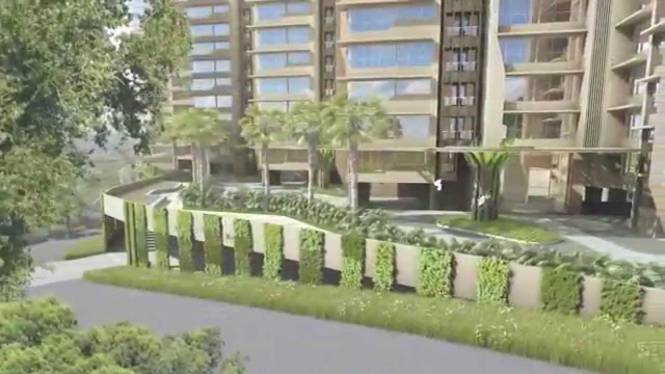1230 sqft, 3 bhk Apartment in Kanakia Rainforest Andheri East, Mumbai at Rs. 2.4500 Cr