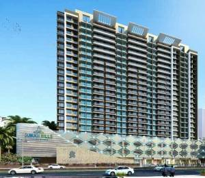 552 sqft, 1 bhk Apartment in Yogsiddhi Sumukh Hills Kandivali East, Mumbai at Rs. 87.0000 Lacs