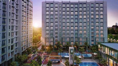 872 sqft, 1 bhk Apartment in Kolte Patil Jai Vijay CHSL Phase I Ville Parle East, Mumbai at Rs. 1.8500 Cr
