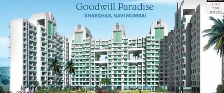 1251 sqft, 2 bhk Apartment in Goodwill Paradise Kharghar, Mumbai at Rs. 1.1500 Cr