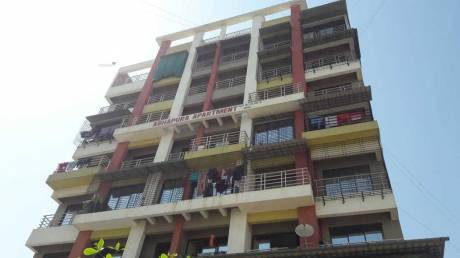 700 sqft, 1 bhk Apartment in Viscon Infrastructure and Homes Ashapura Apartment Sector 5 Ulwe, Mumbai at Rs. 7000