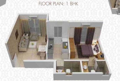 616 sqft, 1 bhk Apartment in Builder Crescent Constructions Landmark Andheri Mumbai Andheri, Mumbai at Rs. 1.0200 Cr