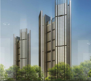 1315 sqft, 3 bhk Apartment in Builder Oberoi Realty Enigma and Eternia Mulund West Mumbai Mulund, Mumbai at Rs. 2.4600 Cr