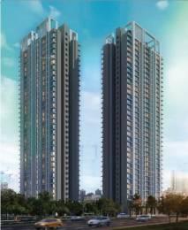 521 sqft, 1 bhk Apartment in Sheth Sheth Zuri Thane West, Mumbai at Rs. 65.0000 Lacs