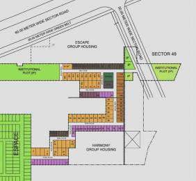 942 sqft, 2 bhk BuilderFloor in Builder Project Sector 50, Gurgaon at Rs. 85.0000 Lacs
