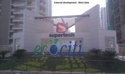 890 sqft, 2 bhk Apartment in Supertech Ecociti Sector 137, Noida at Rs. 41.0000 Lacs