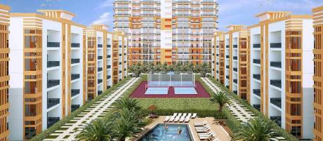 1395 sqft, 2 bhk Apartment in Emerald Heights Sector 88, Faridabad at Rs. 48.9000 Lacs