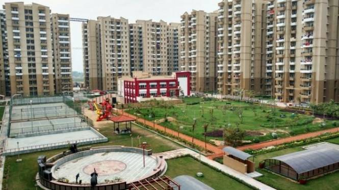 1694 sqft, 3 bhk Apartment in Stellar Jeevan Sector 1 Noida Extension, Greater Noida at Rs. 56.0000 Lacs