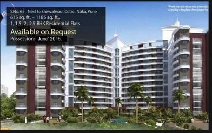 900 sqft, 2 bhk Apartment in Gemini Grand Bay Manjari, Pune at Rs. 19000