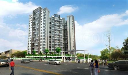 975 sqft, 3 bhk Apartment in I Build Florista County Hadapsar, Pune at Rs. 15000