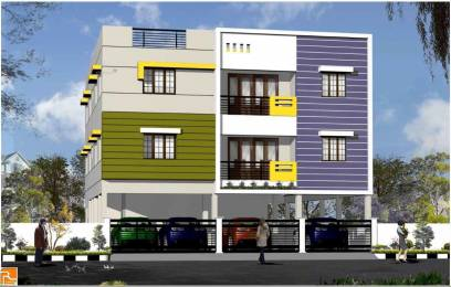 1012 sqft, 2 bhk Apartment in Builder prabha homes bharani Madipakkam, Chennai at Rs. 67.0000 Lacs