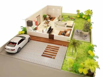 2400 sqft, 3 bhk Villa in Sark Garden Villas Mokila, Hyderabad at Rs. 1.0500 Cr