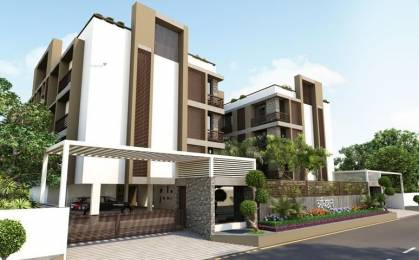 2040 sqft, 3 bhk Apartment in Teraiya Adhisthan Shriya Sola, Ahmedabad at Rs. 26000
