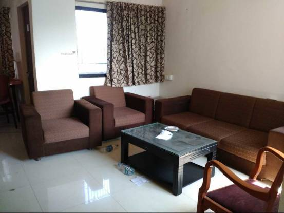 1143 sqft, 2 bhk Apartment in Shivam Priory Makarba, Ahmedabad at Rs. 20000